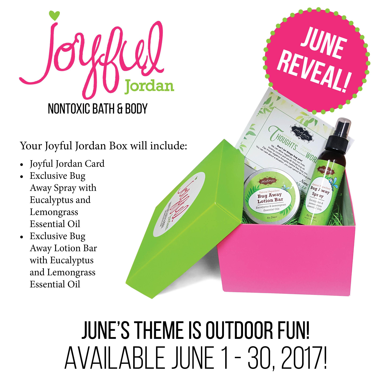 Joyful Jordan Box - June
